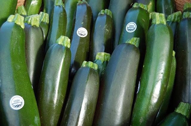 ซูกินี (Zucchini)