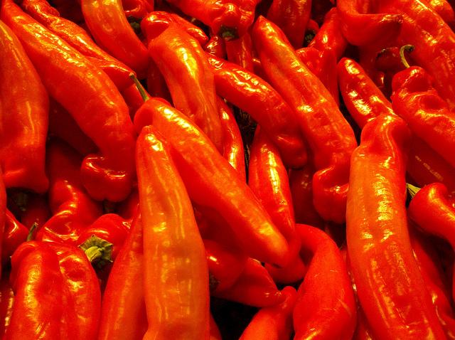 พริกขี้หนู chilli