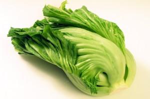 ผักกาดเขียวปลี (Mustard green)
